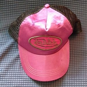 Von Dutch Accessories - Von Dutch hat